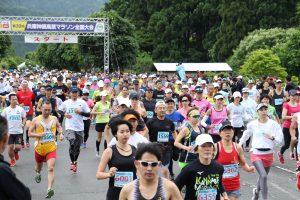 「兵庫神鍋高原マラソン全国大会」へご協賛をいたしました。