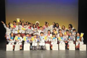 ダンスイベント「Happy Parade Vol.2 時をかける学園」を応援しました
