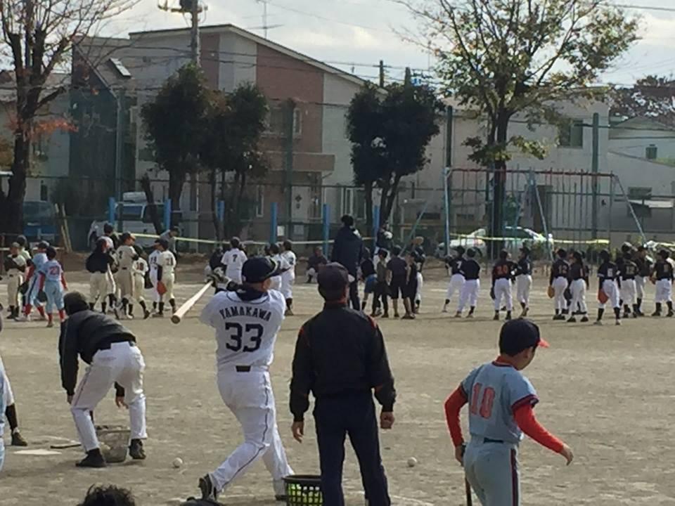 小学生対象野球教室にてUNICALご協賛いたしました!